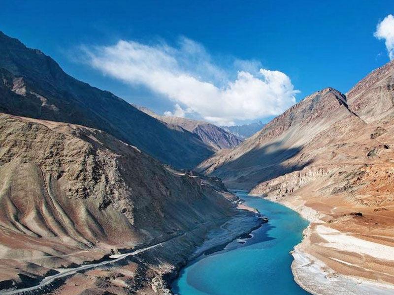 Leh ladakh pangong tour packages from coimbatore india