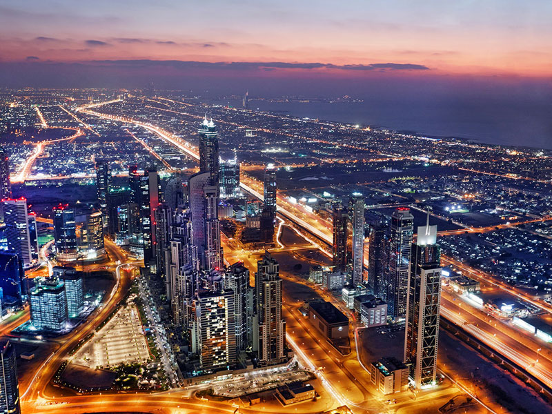 dubai tour package from coimbatore