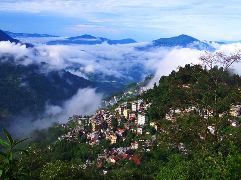 gangtok darjeeling tour package from coimbatore india