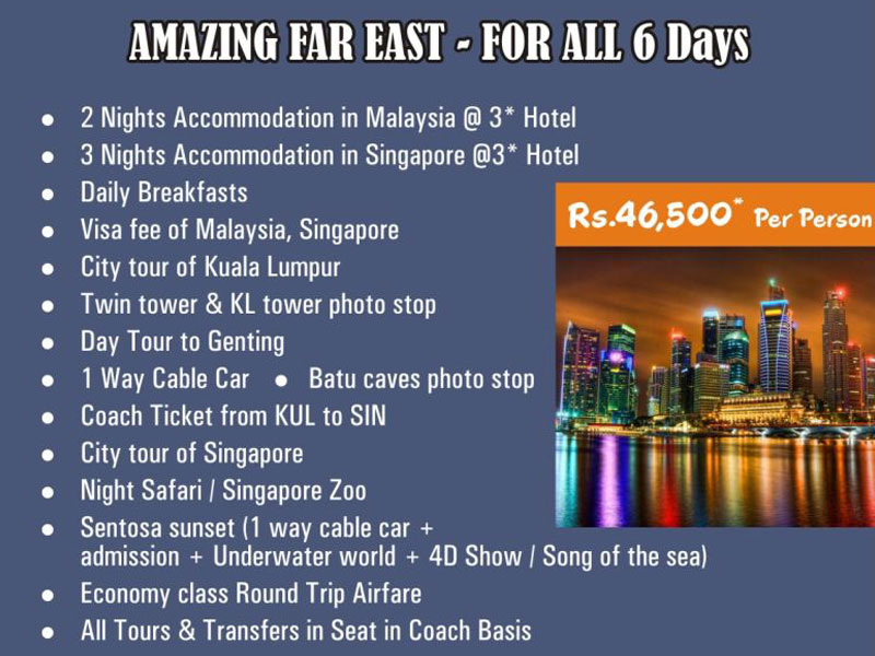 Amazing Far East