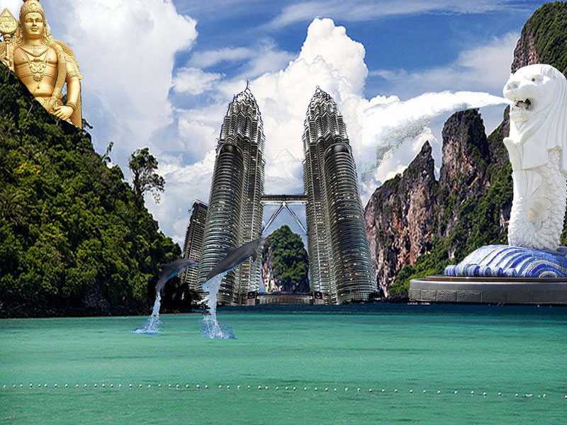 malaysia singapore group tour package from coimbatore