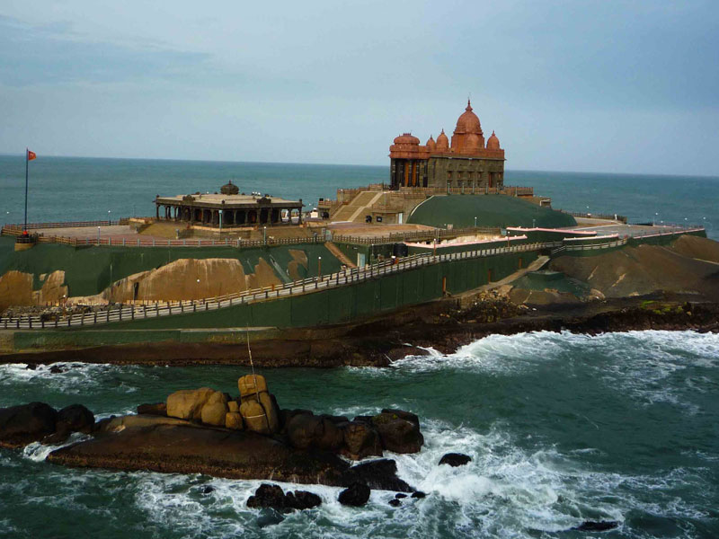 rameshwaram kanyakumari group tour package from coimbatore
