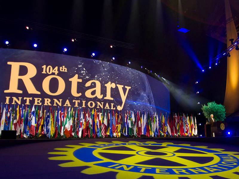 Rotary International Convention Tour