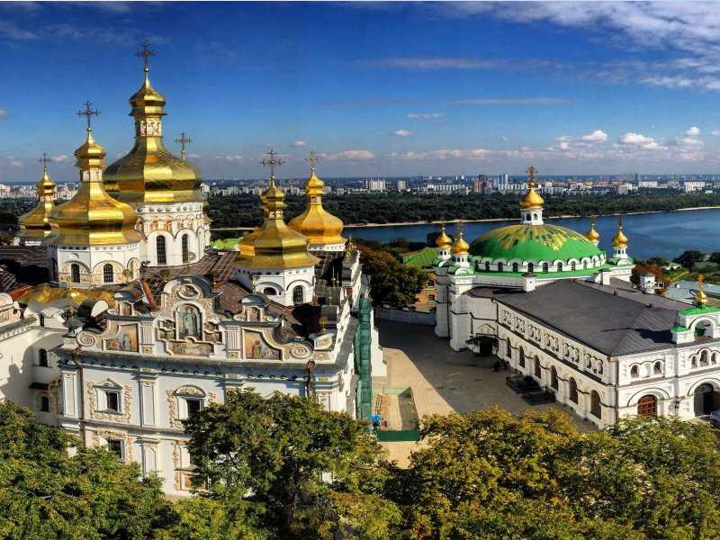 Ukraine Tour Packages from Coimbatore India